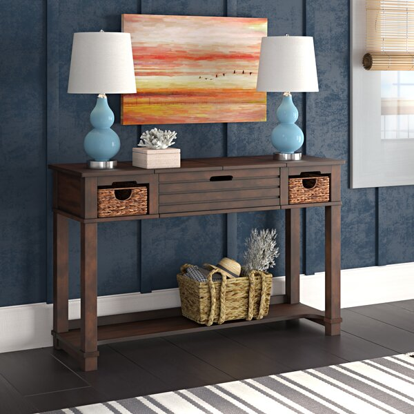 Review Coffman Console Table