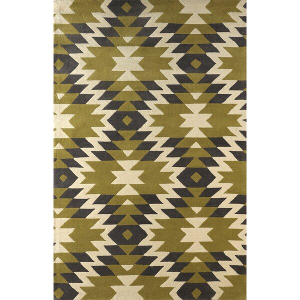 Alverstone Hand-Tufted Pear Area Rug by Loon Peak