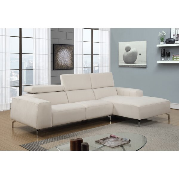 Imogen Sectional by Orren Ellis