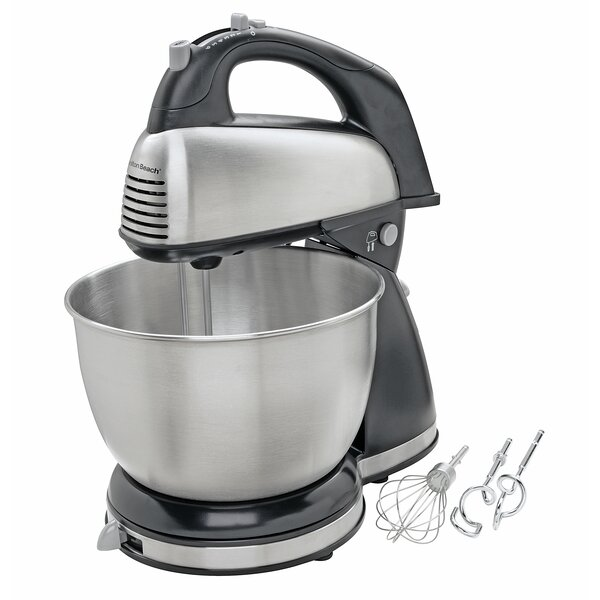 Classic 4 Qt. Stand Mixer by Hamilton Beach
