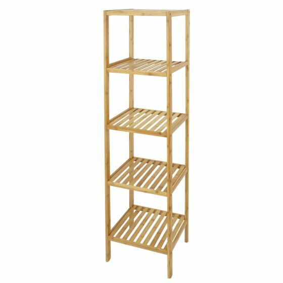 58.27 H x 13.98 W Shelving Unit by Zeny
