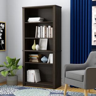 Karyn Standard Bookcase