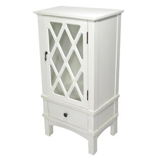 Wilner 1 Drawer and 1 Door Accent Cabinet