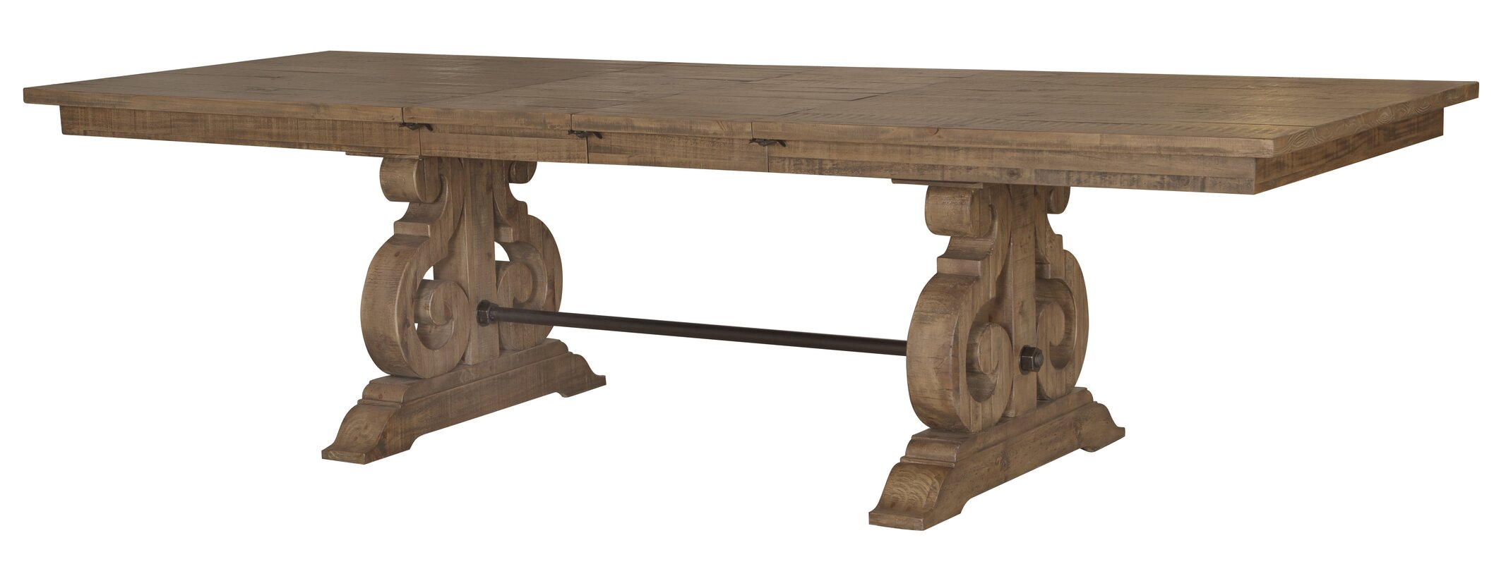Devereaux Rectangular Dining Table #farmhousestyle #farmtable #diningtable