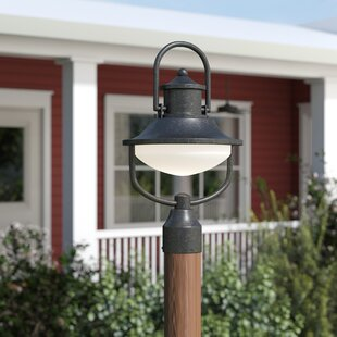 Find for Epone 1-Light LED Lantern Head By Laurel Foundry Modern Farmhouse