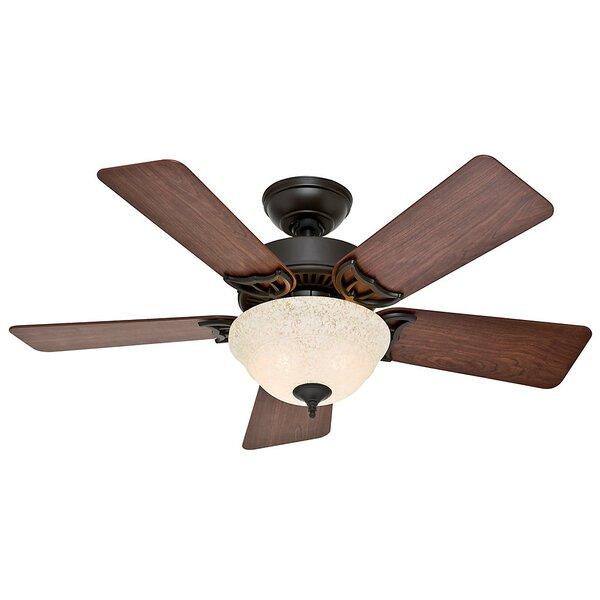 42 The Kensington® 5-Blade Ceiling Fan by Hunter Fan