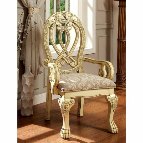 Barrymore Arm Chair (Set of 2) by Astoria Grand