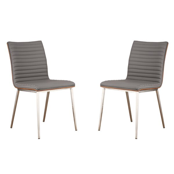 Café Side Chair (Set of 2) by Armen Living