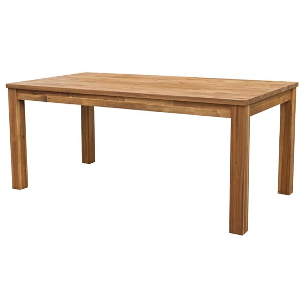 Yokum Dining Table by Millwood Pines