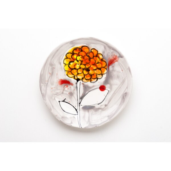 Chrysanthemum 9 Salad or Dessert Plate (Set of 4) by Abigails