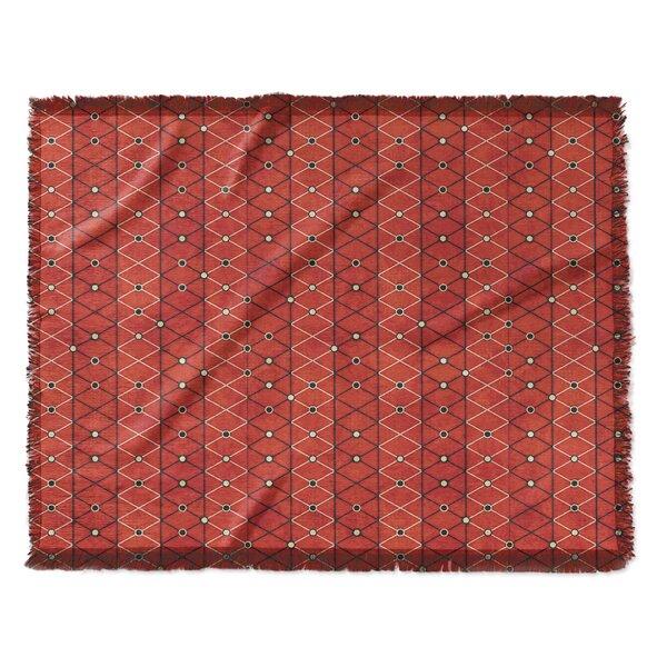 Crestview Woven Blanket by Bloomsbury Market