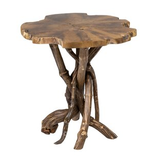 Best Reviews Lohr End Table By Union Rustic