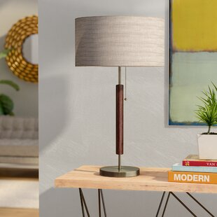 Mid century modern table lamps youll love hyannis 2625 table lamp aloadofball Image collections