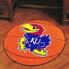 NCAA University of Kansas Basketball Mat by FANMATS