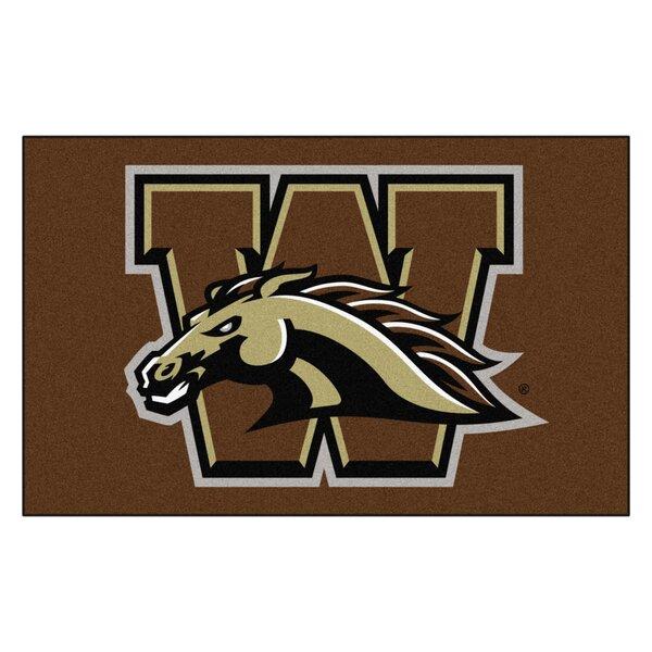NCAA Western Michigan University Ulti-Mat by FANMATS