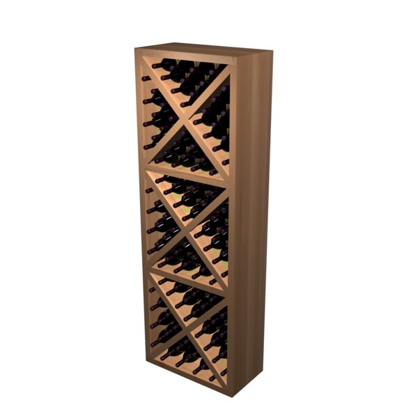 Designer Series 132 Bottle Floor Wine Bottle Rack by Wine Cellar Innovations Wine Cellar Innovations