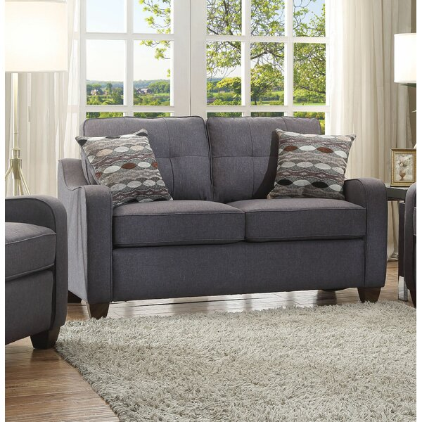 Latest Style Mirando Loveseat by Darby Home Co by Darby Home Co