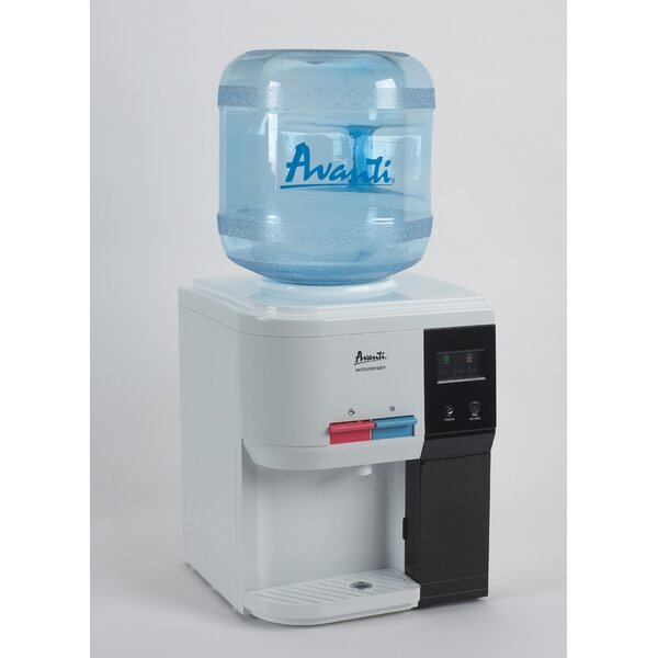 Countertop Hot and Cold Electric Water Cooler by Avanti Products