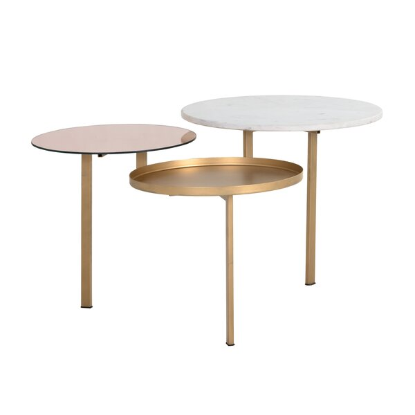 Decoteau Coffee Table By Everly Quinn