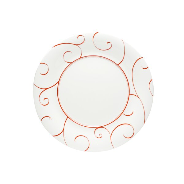 Panache Rouge Round Platter (Set of 2) by Red Vanilla
