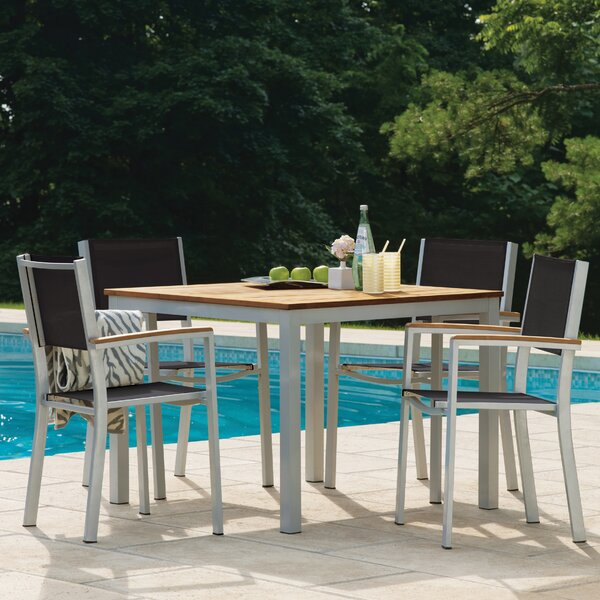 Farmington 5 Piece Dining Set by Latitude Run