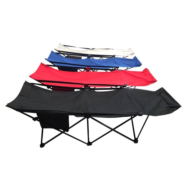 Portable Collapsible Camping Bed Cot by ALEKO