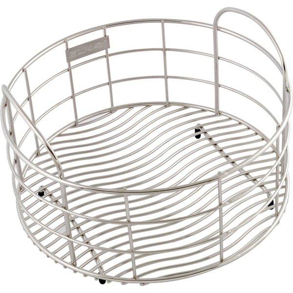 Rinsing Round Rinse Basket by Elkay