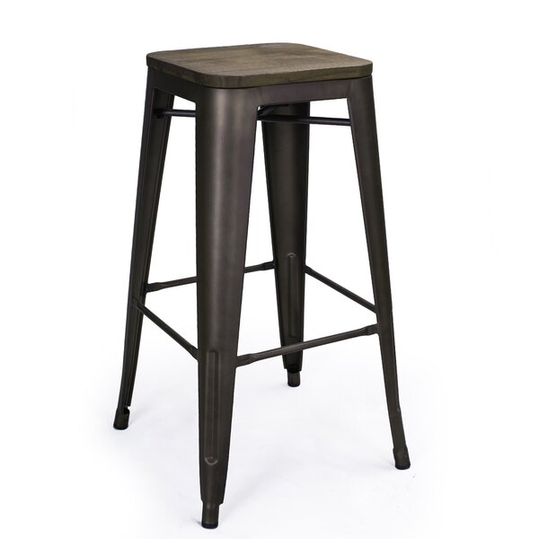 Gracey 30 Bar Stool (Set of 2) by Williston Forge