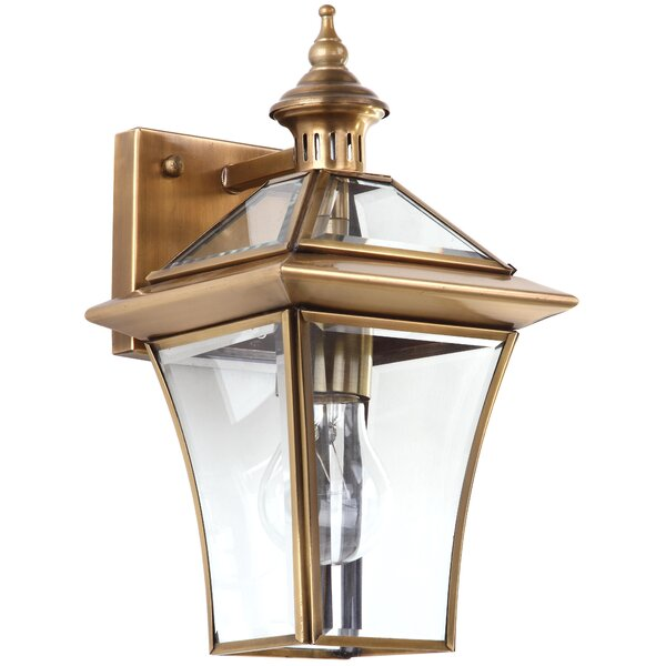 Virginia 1-Light Armed Sconce by Safavieh