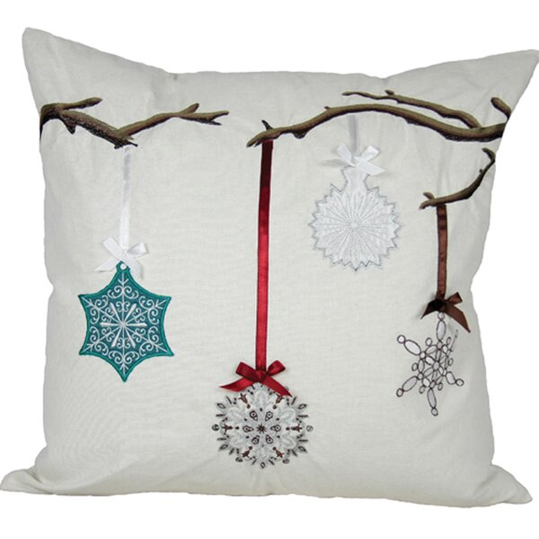 Limb Ornament Accents Throw Pillow by Xia Home Fashions