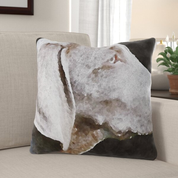 Dykstra Dogs Throw Pillow