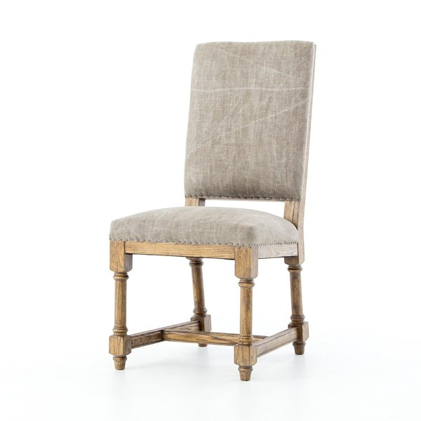 Akerley Brook Side Chair (Set of 2) by Bungalow Rose Bungalow Rose