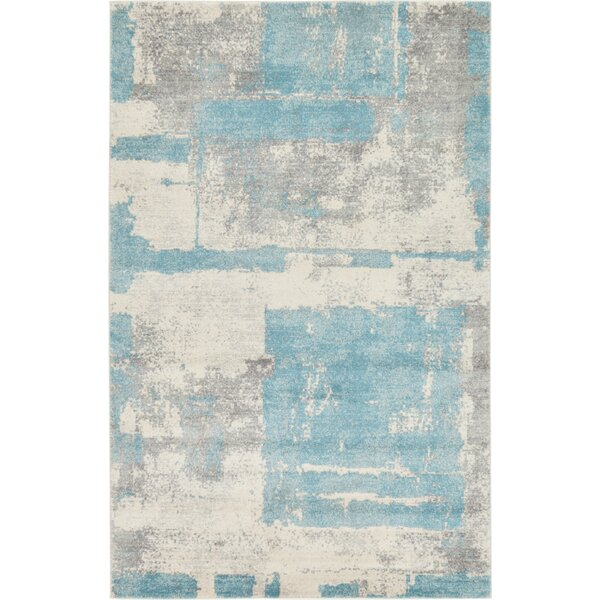 Barreiro Ivory Area Rug by Wade Logan