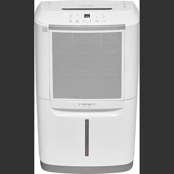 70 Pint Dehumidifier with WiFi Controls by Frigida