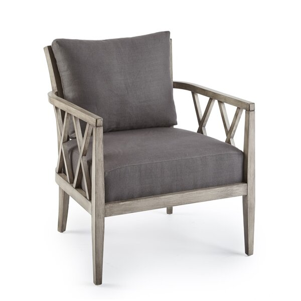 Franklin Armchair by Square Feathers