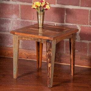 Merchant's Andaman End Table by William Sheppee