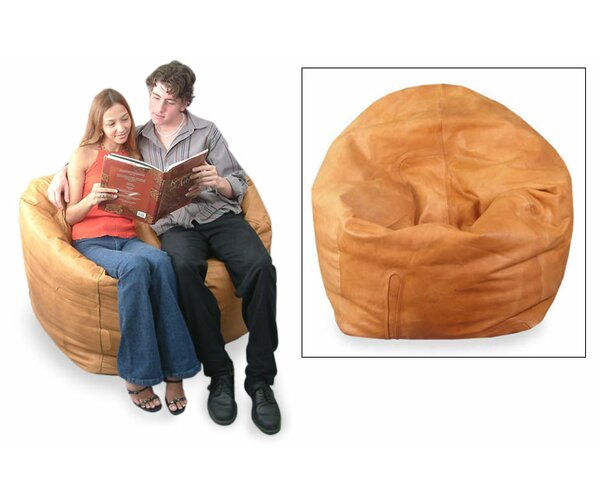 Couple Bean Bag Cover by Red Barrel Studio
