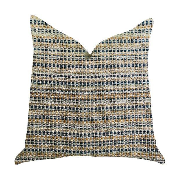 Demarest Braid Luxury Pillow by Corrigan Studio