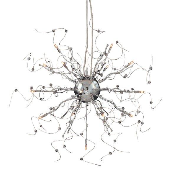 15 - Light Sputnik Sphere Chandelier by Classic Lighting Classic Lighting