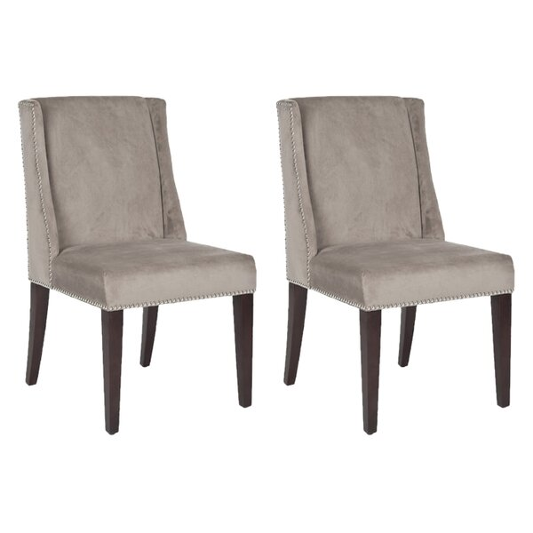 Galeana Side Chair (Set of 2) by Charlton Home