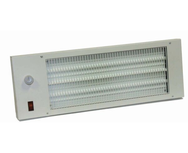 170 Watt Portable Electric Radiant Panel Heater by TPI