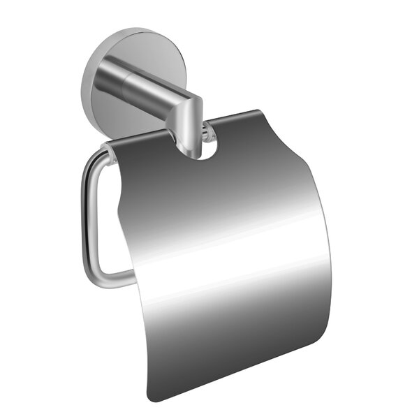 Architectural Wall Mounted Toilet Paper Holder with Cover by Keeney Manufacturing Company