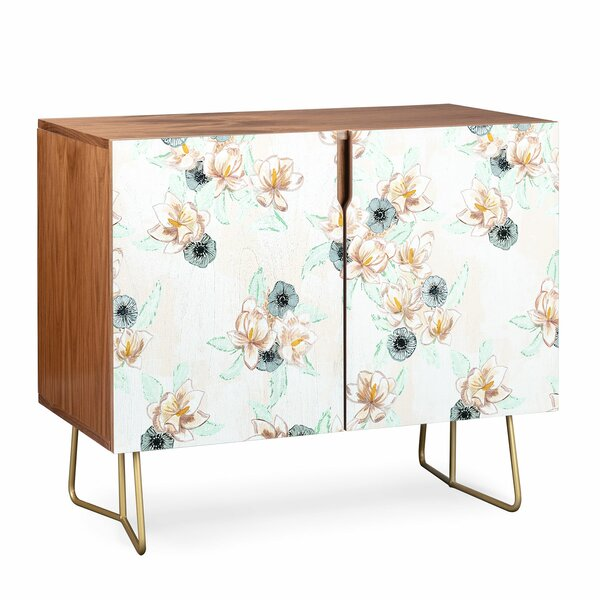 Dash and Ash 2 Door Accent Cabinet by East Urban Home