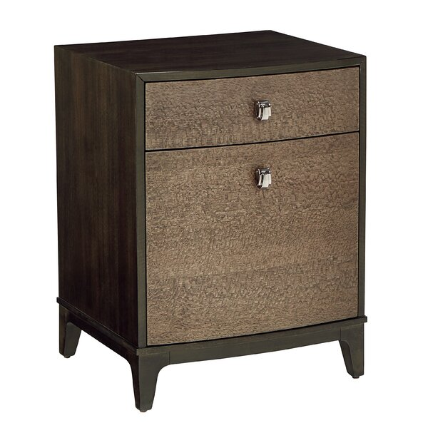 2 Drawer Nightstand by Dowton Abbey