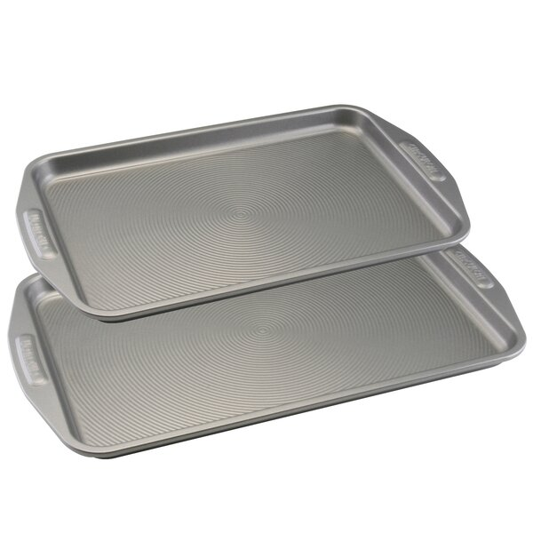 2-Piece Non-Stick Cookie Sheet Set by Circulon