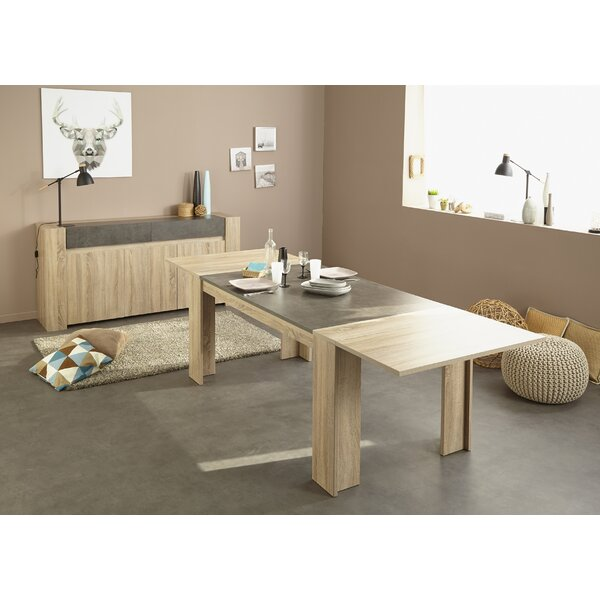 Fagin Extendable Dining Table by Ivy Bronx