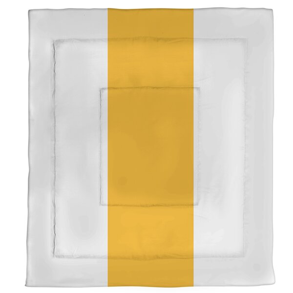 Pittsburgh Hockey Single Reversible Comforter