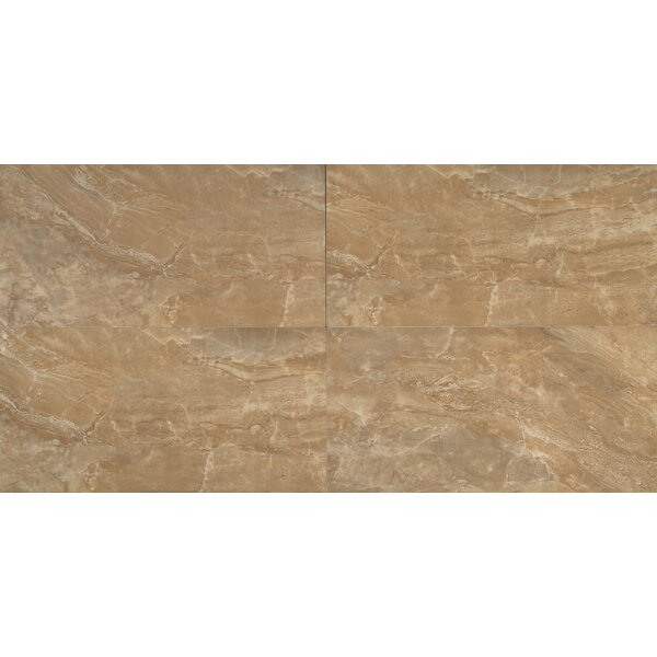 Pietra Royal 12 x 24 Porcelain Field Tile in Glazed by MSI