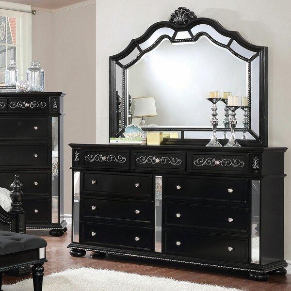 Gwendolyn 9 Drawer Double Dresser by Rosdorf Park