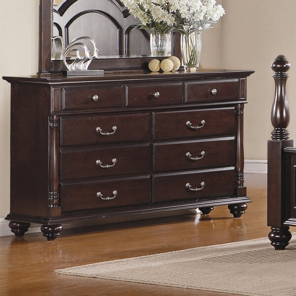 Townsford 9 Drawer Dresser by Woodhaven Hill